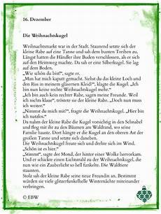 weihnachtskugel 16 dezember gedichte zum advent