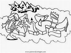 Gratis Malvorlagen Graffiti Graffiti Malvorlagen