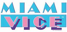 miami vice logo miami vice logo t shirt for sale by brand a