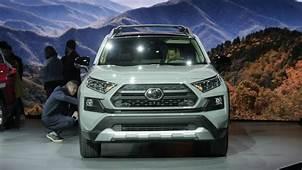 2019 Toyota Rav4 Lunar Rock  Cars Review Release