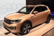 vw t cross united neuwagen sonder modell 2020 preise