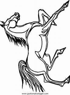 Malvorlage Blaues Pferd Pferde 45 Gratis Malvorlage In Pferde Tiere Ausmalen