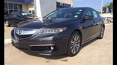 2015 acura tlx 3 5l v6 advance package full review startup exhaust test youtube