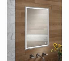 spiegelschrank in wand eingelassen hib vanquish 50 led demisting recessed mirror cabinet 530