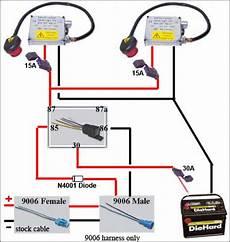 hid kit wiring diagram wiring diagram