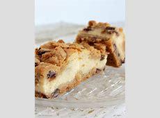 Pillsbury Chocolate Chip Cheesecake Squares   Recipe