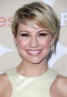 2014 chelsea short hairstyles cute pixie cut popular haircuts