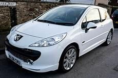 2008 Peugeot 207 1 6 Sport Xs Petrol 150 Bhp 3 Door White