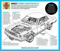 1974 78 ford mustang ii haynes repair manual 1amnl00187 at 1a auto com a short history of the ford mustang ii haynes manuals