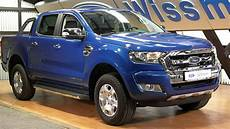 ford ranger limited mj2pge01522 performance blue quot autohaus
