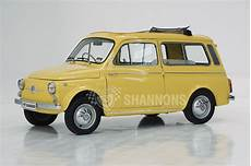 fiat 500 giardiniera wagon auctions lot 34 shannons