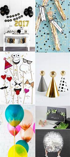 We Inspiration Diy Ideen F 252 R Die Silvesterparty