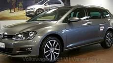 Volkswagen Golf Vii Variant 1 6 Tdi Cup Ep602489 Limestone