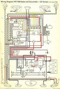 1967 vw bug headlight switch wiring thesamba beetle 1958 1967 view topic early 1967 bug wiring help