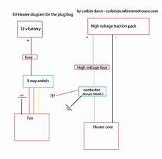 Wiring Diagram For Heater by Help With Heater Wiring 3 Way Switch To A Contactor
