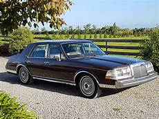 blue book value used cars 1986 lincoln continental windshield wipe control 1986 lincoln continental for sale 2112562 hemmings motor news