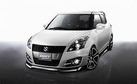 Suzuki Swift Sport Concept At 2012 AIMS