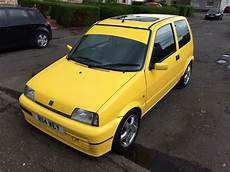 Fiat Cinquecento Sporting Year Mot Serviced Lowered