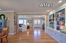before after a ranch home makeover mosby building