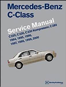 online service manuals 1995 mercedes benz c class parking system mercedes benz c class w202 service manual 1994 1995 1996 1997 1998 1999 2000 bentley