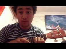 count on me bruno mars ukulele tutorial youtube