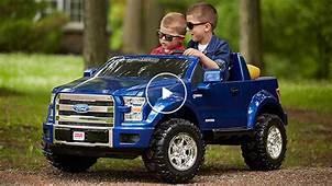 Power Wheels  Powered Ride On Cars & Trucks For Kids