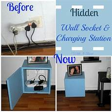 Wall Socket Charging Station To Hide