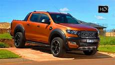 2017 Ford Ranger Wildtrak Tuned By Tickford Design Road