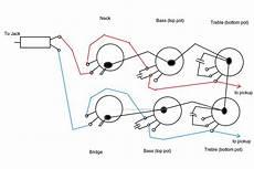 Ptb Passive Treble Bass Circuit Wiring Diagram