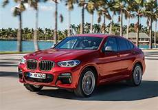 2018 Bmw X4 Revealed M40d Performance Diesel Confirmed