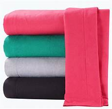 100 pure brushed cotton flannelette flat sheet thermal bed sheets all sizes ebay