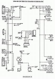 2002 gmc trailer wiring diagram 2000 gmc trailer wiring diagram trailer wiring diagram