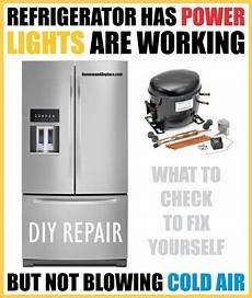 refrigerator is not cold and compressor is not running chapter 5 refrigerator has power and lights but not blowing cold air removeandreplace com