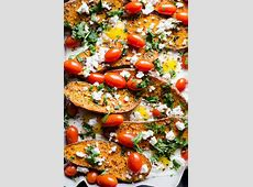 Sweet Potato and Eggs One Pan Dinner   iFOODreal