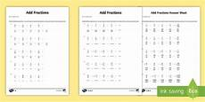 fraction worksheets year 6 uk 4133 year 6 add fractions sheet 1 worksheet activity sheet new