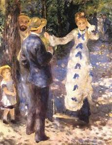 the swing renoir how renoir captured the countryside in the city