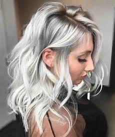 1001 ideen f 252 r silberblond als haarfarbe die ihnen