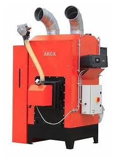 stufe a pellet per capannoni generatori di calda