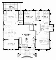 small house floor plan small house design shd 2014007 pinoy eplans