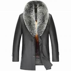 s golden mink fur lined lambskin coat removable