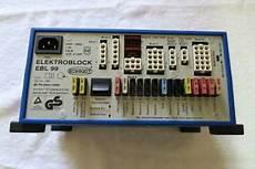 schaudt elektroblock ebl 99 g unbenutzt neuwertig eur