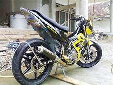 Modif Motor Fu by Modifikasi Motor Satria Fu 2014 Trend