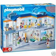 Playmobil Ausmalbild Krankenhaus Playmobil Hospital 4404 New Sealed Htf Ebay