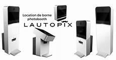 location d un photomaton c est quoi un photobooth une borne photo lautopix