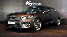 2020 all kia 2020 kia cadenza reveals its radical facelift in south korea