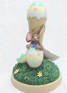 brown bag cookie st press easter egg bunny with recipe booklet 1997 ebay