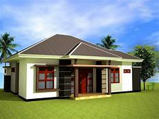 10 Rumah Minimalis Pedesaan Terbaik