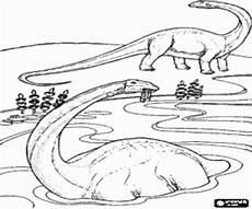 Malvorlage Langhals Dino Malvorlage Langhals Dino
