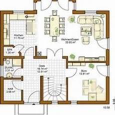 Haus Selbst Planen - flachbau grundriss
