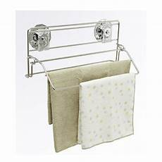 Kitchen Towel Holder by New Stainless Wire Dish Towel Suction Hanger Kitchen Sink